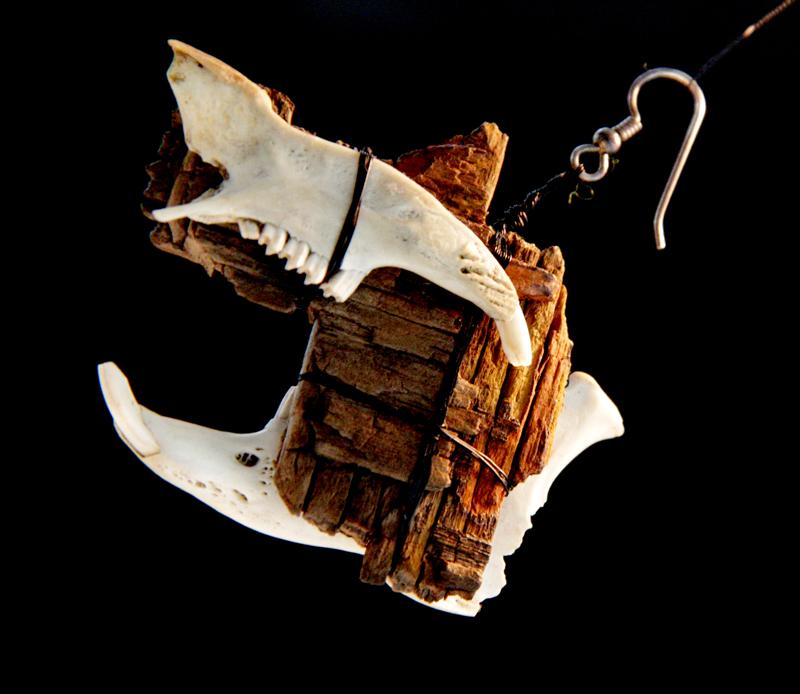 Fossils – earpiece