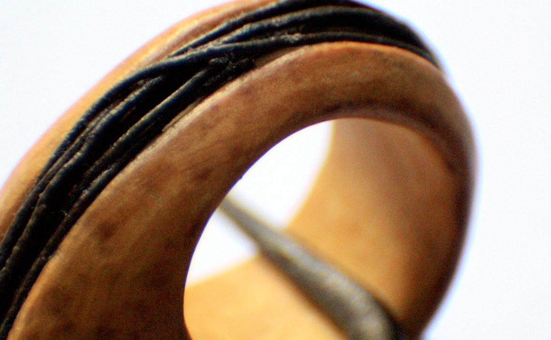 wood, rust, silver - 200€