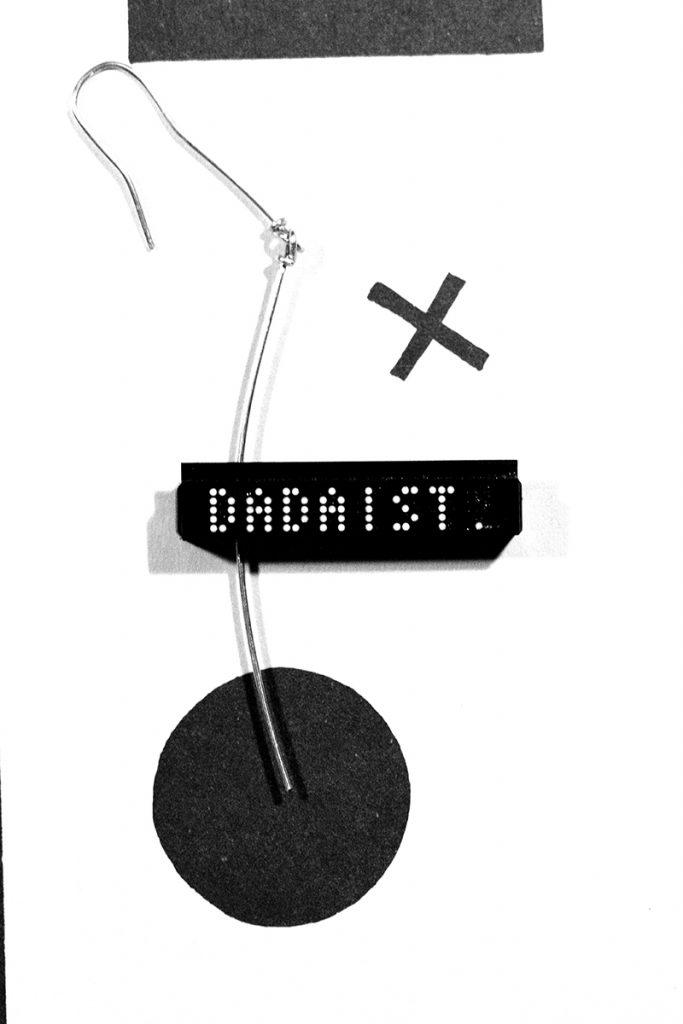 Dadaist - earpiece